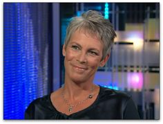 """I have always loved Jamie Lee Curtis.  She is """"real"""" not to many actors/actresses are like that."""