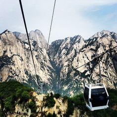Hua Shan Cable Car