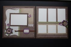 layout by Diana Veenendaal using CTMH Sonoma paper