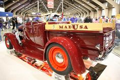 GNRS 2014: 1931 Ford Roadster pickup