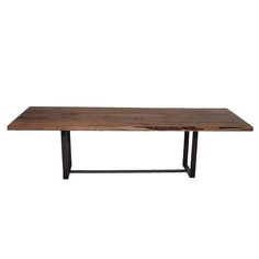 """THE COLYER DINING TABLE (W 144"""" x D 42"""" x H 30"""")"""