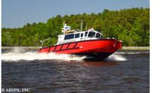 Islip Fire District NY new Custom Fire Boat  #Setcom #Rescue #FireDept