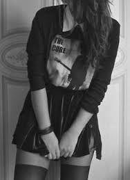 Image result for grunge rock clothing