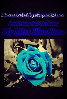 *blue rose*