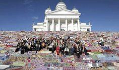 Urban Knitting Helsinki