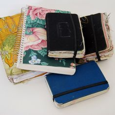 Sketchbooks by Alison Worman