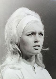 "missbrigittebardot: "" Brigitte Bardot in ""A Very Private Affair"" (1961) """