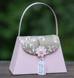 Mini Purse Party Favor/Gift Bag