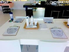 Did you enjoy our Domain San Diego resident make-up, massage, shopping event? There are more to come!
