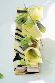 Anne-Sophie PIC, marraine de la cinquième édition de la Fête de la Gastronomie | La tartine façon croque-monsieur