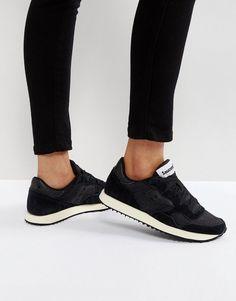 8d2a8d9599d7 Saucony Vintage Sneakers In Black