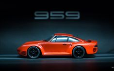 Ooooh! 959 Followers! My favorite car 959 Porsche twin Turbo..Still one of the all time fastest cars ever built. Yummy!