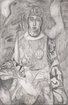 Seated Woman, by Frances Mary Hodgkins on Curiator, the world's biggest collaborative art collection. 1940s Woman, Collaborative Art, Female Art, New Art, New Zealand, France, Illustration, Prints, Artwork