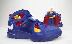 "Nike Zoom Huarache TR Mid ""Superman"""