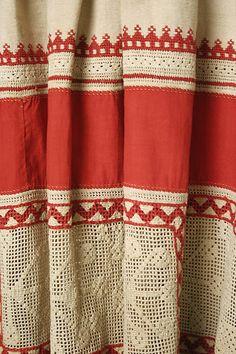 Передники. Россия. Из собрания музея Метрополитен. Arpon,Russian traditional folk embroidery,MET