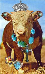Yee-Ha!!!  I just finished my new Bull Chic Antiques website!  Check it out!  http://www.bullchicantiques.com