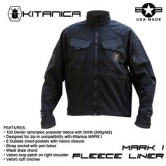 MARK I Fleece Liner $135