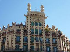la casa china de Barcelona