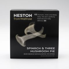HESTON FROM WAITROSE  UK's king of molecular gastronomy debuts supermarket range