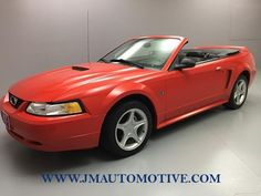 $12K, 54K, Used 2000 Ford Mustang GT Convertible Convertible for sale near you in NAUGATUCK, CT. Get more information and car pricing for this vehicle on Autotrader.