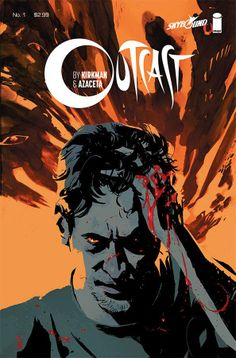 Tomorrow is NEW COMIC DAY! Make sure to check out WALKING DEAD creator ROBERT KIRKMAN's incredible new ongoing series: OUTCAST with OUTCAST #1!