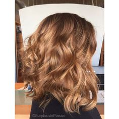 Beautiful Hair Color ❤ liked on Polyvore featuring beauty products, haircare and hair color