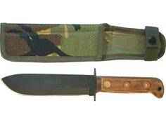 The British Army Jungle Knife is a tried and tested platform and a rock solid performer.