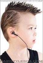 Amazing New Boys Hairstyles 2014 52 Damion Pinterest Boy Short Hairstyles Gunalazisus