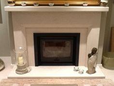 £920 Stone Art Fireplaces - Compton in Portland stone