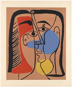 Pablo Picasso | Jacqueline with Smooth Hair | The Met