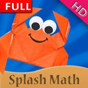 Splash Math is a fun and innovative way to practice math. With 16 chapters covering over 200 math skills and an endless supply of problems, it is by far the most comprehensive math workbook in the app store. Learning Multiplication Facts, Teaching Math, Teaching Ideas, Math Facts, Teaching Strategies, Maths, Math Games For Kids, Fun Math, Math Help