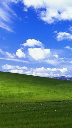 Windows XP Wallpapers Bliss Wallpaper