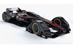 McLaren MP4-X concept - in pictures   1   Evo