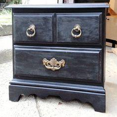 Home-Dzine - Refinishing furniture