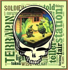 ☮ American Hippie Music ☮  Grateful Dead .. Terrapin Station