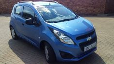We love blue just as much as any other colour but be blown away this royal blue Chevrolet Spark  Head over to our website to see our prices!