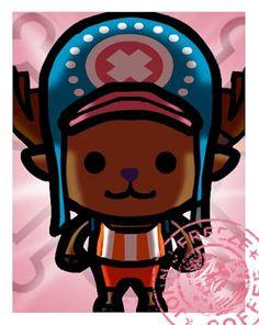 One Piece: Tony Tony Chopper Geek Tech, Fandoms Unite, Chopper, Geek Stuff, One Piece, Deviantart, Anime, Fictional Characters, Warm