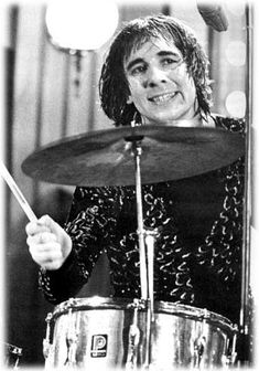 Birth of Rock and Roll: British Invasion: Keith Moon