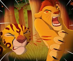 Explore the Lion Guard collection - the favourite images chosen by Through-the-movies on DeviantArt. Lion King Show, Lion King Fan Art, Lion King 2, Kiara Lion King, Kimba The White Lion, Lion King Pictures, Lion King Drawings, Le Roi Lion, Walt Disney Animation Studios