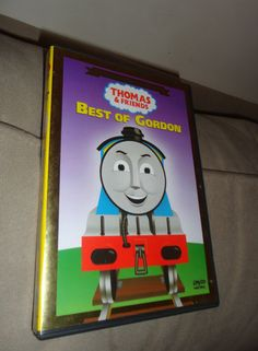 Thomas & Friends Best of Gordon Collector's Edition DVD Movie Find me at www.dandeepop.com