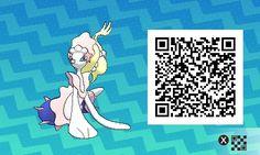 Shiny Primarina! Pokemon Sun / Moon QR Codes - Imgur