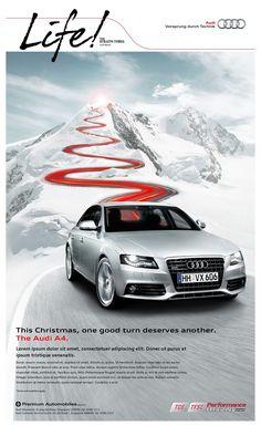 Christmas Ad: Audi