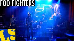 "Foo Fighters with Zac Brown: ""War Pigs"" - David Letterman, dream come true for me!!!! My two faves!!!"