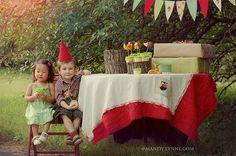 Cumpleaños de gnomos al aire libre - Inspiración e ideas para fiestas de cumpleaños - Fiestas y Cumples - Charhadas.com