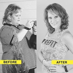 We're in awe of this one. Debbi is a REFIT:registered: instructor in Fort Worth, and her transformation is nothing short of amazing. After years of obesity, I realized that living an unhealthy lifestyle was making me much older than I actually was or wan