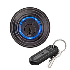 Tech Gadgets, Cool Gadgets, Amazon Gadgets, Electronic Deadbolt, Bluetooth, Wireless Home Security Systems, Home Technology, Medical Technology, Energy Technology