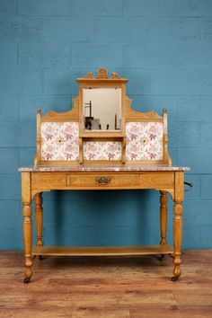 Victorian tiled washstand http://www.walcotandco.co.uk/other-furniture/victorian-tiled-washstand