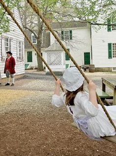 Kid Activities | Theme: Colonial - Includes instructions for many colonial games