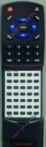 SYLVANIA Replacement Remote Control for 6413TEY, 6419TEY, 6419TG, 6427TFY, NE121UD by Redi-Remote. $27.19. This is a custom built replacement remote made by Redi Remote for the SYLVANIA remote control number NE121UD. *This is NOT an original  remote control. It is a custom replacement remote made by Redi-Remote*  This remote control is specifically designed to be compatible with the following models of SYLVANIA units:   6413TEY, 6419TEY, 6419TG, 6427TFY, NE121UD, SST4273, SS...