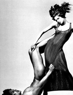 knitGrandeur: Versace by Richard Avedon 1993
